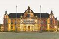 Hamburg, City Hall Of District...