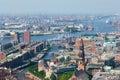Hamburg port Royalty Free Stock Photo