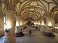 Hamburg Rathaus city hall Royalty Free Stock Photo