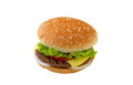Hamburger Royalty Free Stock Image