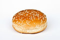 Hamburger bun Stock Images
