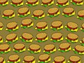 Hamburger tapeta Obraz Royalty Free
