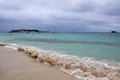 Hamelin Bay: Hamelin Island View Royalty Free Stock Photo