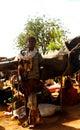 Hamer tribe girls Omo valley, Ethiopia
