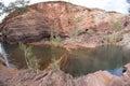 Hamersley ranges Western Australia Royalty Free Stock Photo