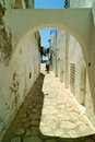 Hammamet Medina Royalty Free Stock Photo