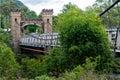 Hampden Bridge, Kangaroo Valley Royalty Free Stock Photo