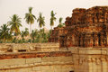 Hampi, Karnataka, India Fotografia Stock Libera da Diritti