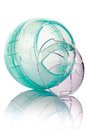 Hamster ball Royalty Free Stock Photo