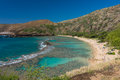 Hanauma Bay Royalty Free Stock Photo