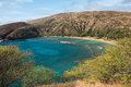 Hanauma Bay State Park Royalty Free Stock Photo