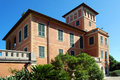 Hanbury Villa Royalty Free Stock Photo