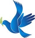 Hand Bird Logo