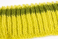 Hand knitting wool Stock Photography