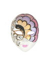 Hand made venecian mask of venecia Royalty Free Stock Photography