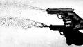 Hand Shooting Water Pistol 70'...