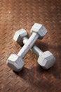 Ruka závažia cvičenie
