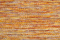 Hand woven fabric for background Stock Images