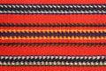 Hand woven kilim pattern Royalty Free Stock Photo