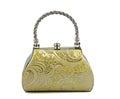 Handbag isolated on white background Royalty Free Stock Photo