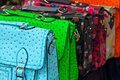 Handbag selection Royalty Free Stock Photo