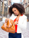 Handbag Royalty Free Stock Photo