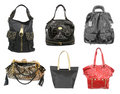 Handbags Royalty Free Stock Photography