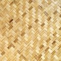 Handcraft weave texture Stock Photos