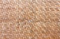 Handcraft weave texture bambool wicker Stock Images