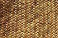 Handcraft weave texture natural vegetal fiber Royalty Free Stock Photo