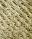 Handcraft weave texture natural wicker background Stock Photo