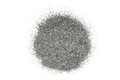 A handful of powder, graphite Royalty Free Stock Photo