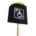 Handicap Parking Sign Royalty Free Stock Photos