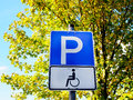 Handicapped (18) Royalty Free Stock Photo
