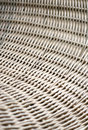 Handicraft weave texture natural wicker cane closeup of pattern design of weaving for use as background Royalty Free Stock Image