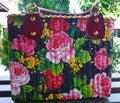 Handmade п етеная сумка Стоковая Фотография
