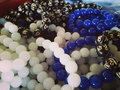 Handmade bead bracelets