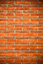 Handmade brick wall making background Royalty Free Stock Photo