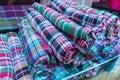 Handmade Cloth From Farmers, Agricultural Fairs
