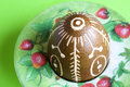 Handmade Easter Egg Royalty Free Stock Images