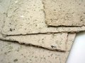 Handmade paper several sheets of cardstock Royalty Free Stock Photos