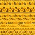 Handmade pattern with ethnic geometric ornament for your design this is file of eps format Stock Photo