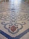 Handmade pavement Stock Image