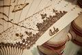 Handmade Souvenir from Varadero Cuba Royalty Free Stock Photo