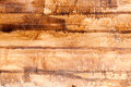 Handmade texture of paint wooden plank Stock Images