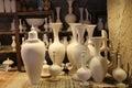 Handmade Turkish Pottery Royalty Free Stock Photo