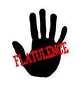Handprint flatulence