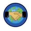 Handshake01 Stock Photo
