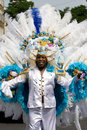 Handsome man carnaval Stock Photo