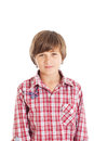 Handsome teen boy Stock Image